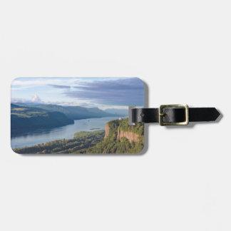 USA, Oregon, Columbia River Gorge, Vista House Luggage Tag