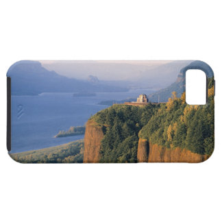 USA, Oregon, Columbia River. Sunset at Crown iPhone SE/5/5s Case