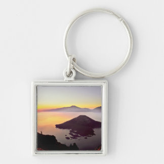 USA, Oregon, Crater Lake National Park 3 Keychain