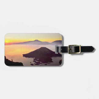 USA, Oregon, Crater Lake National Park 3 Luggage Tag