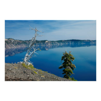 USA, Oregon, Crater Lake National Park 4 Poster