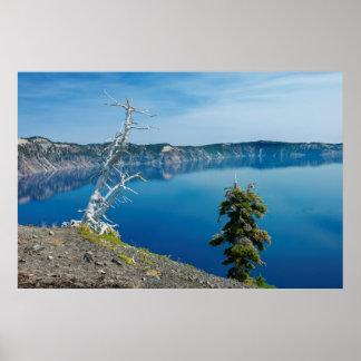 USA, Oregon, Crater Lake National Park 4 Poster