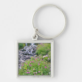 USA, Oregon, Crater Lake National Park Keychain
