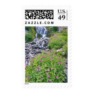 USA, Oregon, Crater Lake National Park Stamp