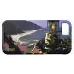 USA, Oregon, Florence. Heceta Head Lighthouse iPhone 5 Case