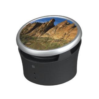 USA, Oregon, Granite Cliffs At Smith Rock State Bluetooth Speaker