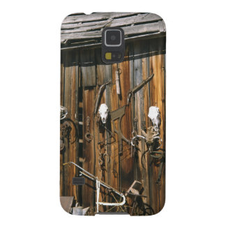USA, Oregon, Harney County. Old livery stable Case For Galaxy S5