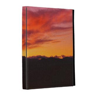 USA, Oregon, Jefferson County. Lake Billy iPad Folio Cover