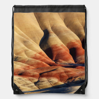 USA, Oregon, John Day Fossil Beds 2 Drawstring Bag