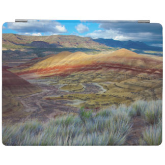 USA, Oregon. Landscape Of The Painted Hills iPad Smart Cover