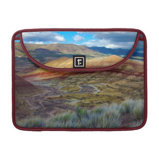 USA, Oregon. Landscape Of The Painted Hills MacBook Pro Sleeve