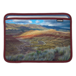 USA, Oregon. Landscape Of The Painted Hills MacBook Sleeve