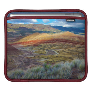 USA, Oregon. Landscape Of The Painted Hills Sleeve For iPads