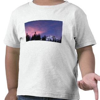USA Oregon Mount Hood from Timberline Tshirt