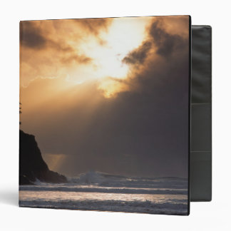 USA, Oregon, near Oswald West State Park, Late Vinyl Binders