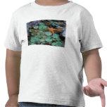 USA, Oregon, Nepture SP. An orange starfish is Tee Shirts