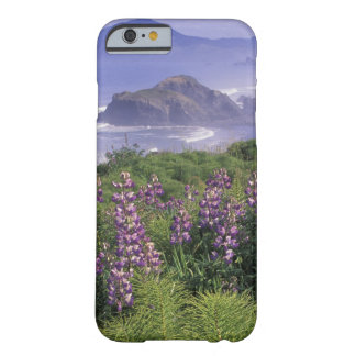 USA, Oregon, Nesika Beach. Lupine and Oregon Barely There iPhone 6 Case