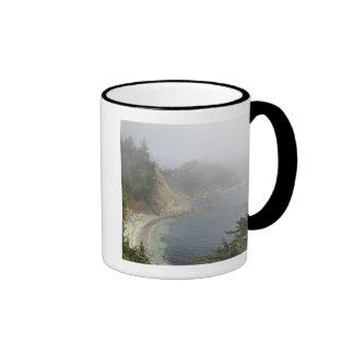 USA Oregon Ocean View Cape Arago Bandon Mugs