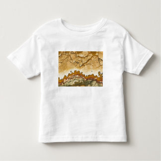 USA, Oregon, Rocky Butte. Close-up of picture Toddler T-shirt