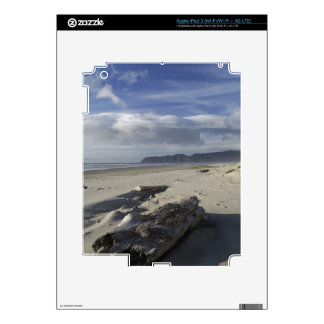USA, Oregon, Sand Dunes and Ocean, Pacific City 2 iPad 3 Decals
