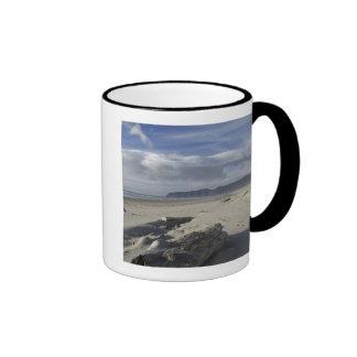 USA Oregon Sand Dunes and Ocean Pacific City 2 Mugs