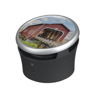 USA, Oregon, Scio, Shimanek Bridge Speaker