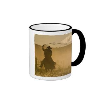 USA Oregon Seneca Ponderosa Ranch 2 Mugs