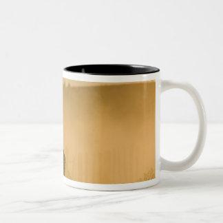 USA Oregon Seneca Ponderosa Ranch 2 Coffee Mugs