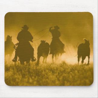USA, Oregon, Seneca, Ponderosa Ranch. 3 Mouse Pad