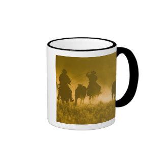 USA Oregon Seneca Ponderosa Ranch 3 Mugs