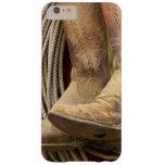 USA, Oregon, Seneca, Ponderosa Ranch. Close-up Barely There iPhone 6 Plus Case