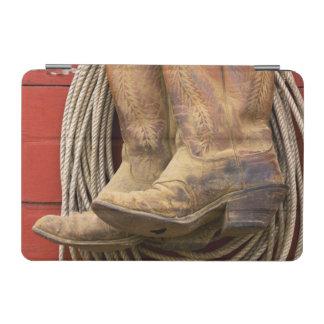USA, Oregon, Seneca, Ponderosa Ranch. Close-up iPad Mini Cover