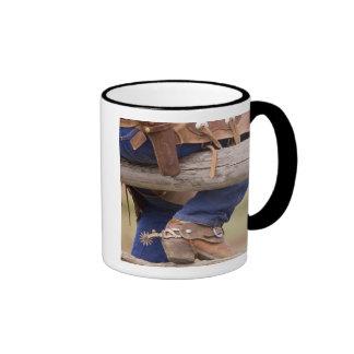 USA Oregon Seneca Ponderosa Ranch Cowboy Mugs
