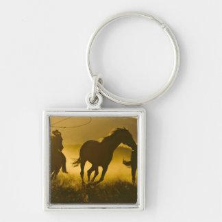 USA, Oregon, Seneca, Ponderosa Ranch. Key Chains