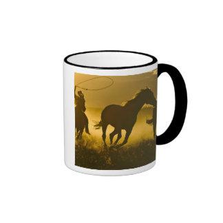 USA Oregon Seneca Ponderosa Ranch Mugs