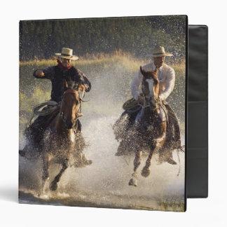 USA, Oregon, Seneca, Ponderosa Ranch. Two 3 Ring Binder