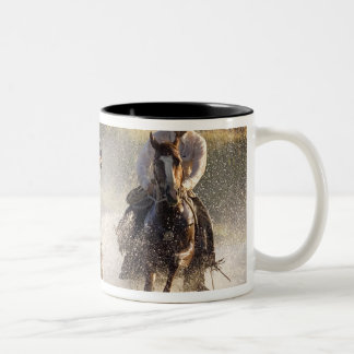 USA Oregon Seneca Ponderosa Ranch Two Mug