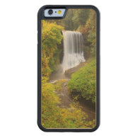 USA, Oregon, Silver Falls State Park 3 Carved® Maple iPhone 6 Bumper