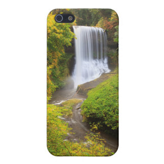 USA, Oregon, Silver Falls State Park 3 iPhone SE/5/5s Cover