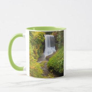 USA, Oregon, Silver Falls State Park 3 Mug