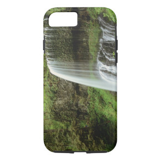 USA, Oregon, Silver Falls State Park. Lower iPhone 8/7 Case