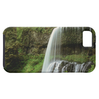 USA, Oregon, Silver Falls State Park. Lower iPhone SE/5/5s Case