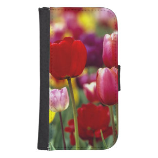 USA, Oregon, Willamette Valley. Beautiful Wallet Phone Case For Samsung Galaxy S4
