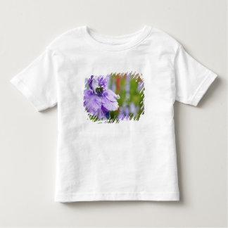 USA, Oregon, Willamette Valley, Larkspur Close 3 Toddler T-shirt