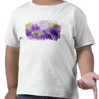 USA Oregon Willamette Valley Larkspur Close T Shirts