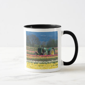 USA, Oregon, Woodburn, Wooden Shoe Tulip 2 Mug