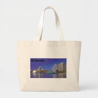 USA Orlando (St.K) Large Tote Bag