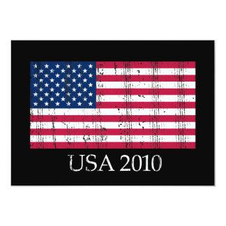 USA Party Invitation