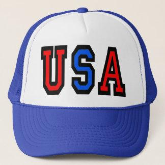 USA Patriotic Baseball Cap