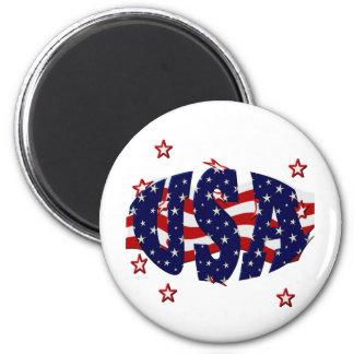 USA-Patriotic Magnet